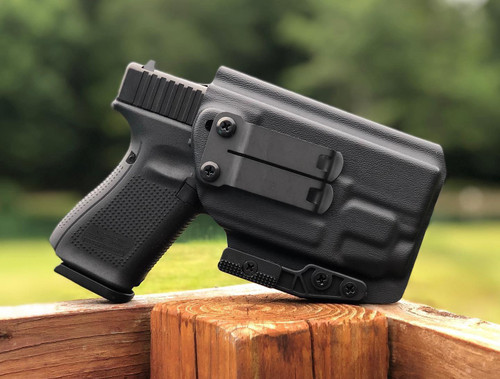 IWB Light Bearing Holster