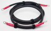 Positive battery cables for main battery to ACR and ACR to secondary battery
