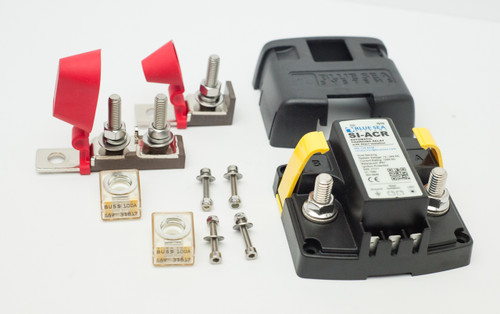 BlueSea 7610 ACR, terminal fuse blocks and mounting hardware