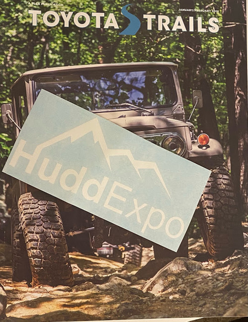 HuddExpo Sticker