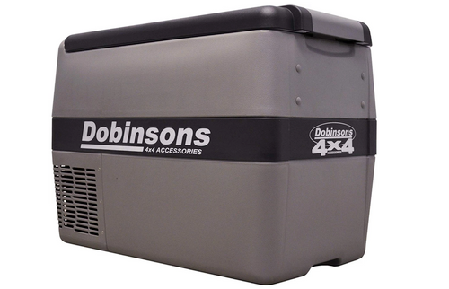 DOBINSONS 4X4 40L 12V PORTABLE FRIDGE FREEZER WITH FREE COVER