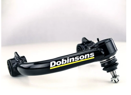 DOBINSONS FRONT UPPER CONTROL ARM KIT (UCA'S) FOR TOYOTA FJ CRUISER, 4RUNNER 2003 TO 2020 AND LEXUS GX470, GX460 (UCA59-002K)