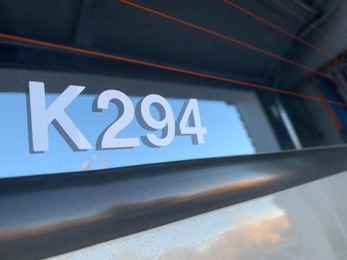K294 Sticker