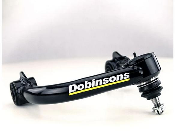 DOBINSONS FRONT UPPER CONTROL ARM KIT (UCA'S) FOR TOYOTA FJ CRUISER, 4RUNNER 2003 TO 2020 AND LEXUS GX470, GX460 (UCA59-002K)