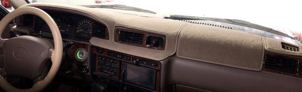 Dash Mat - Carpet - 1995-1997 Toyota Land Cruiser FZJ80