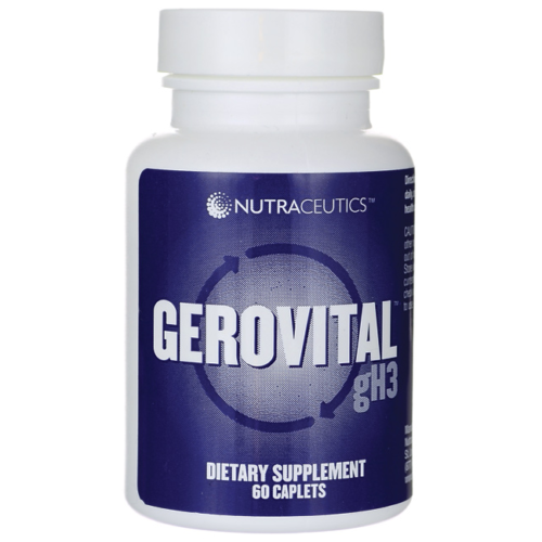 Gerovital gH3 60 Caplets