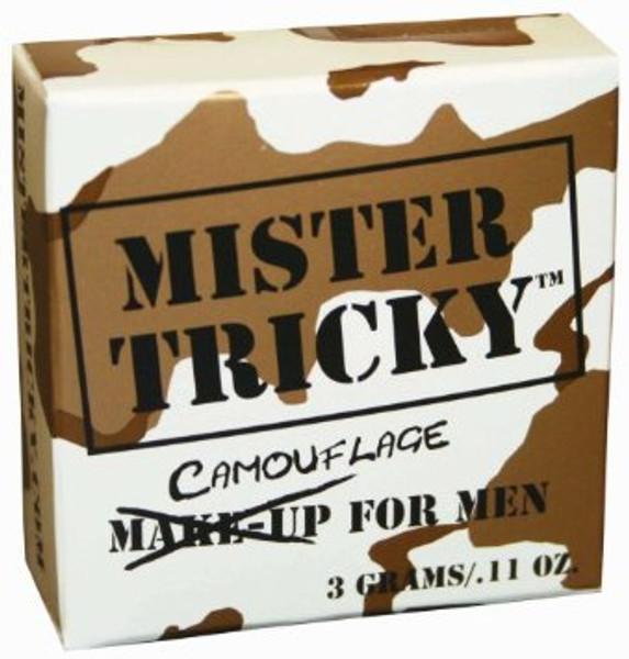 Mister Tricky - Medium/Dark