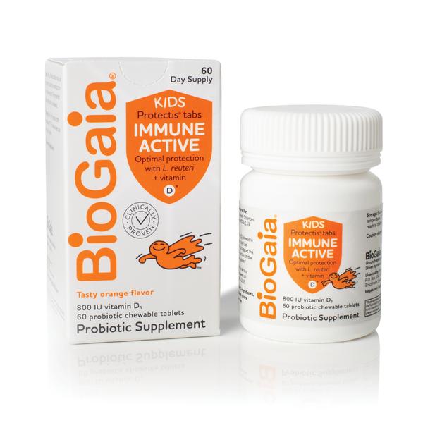 BioGaia Protectis Immune Active KIDS