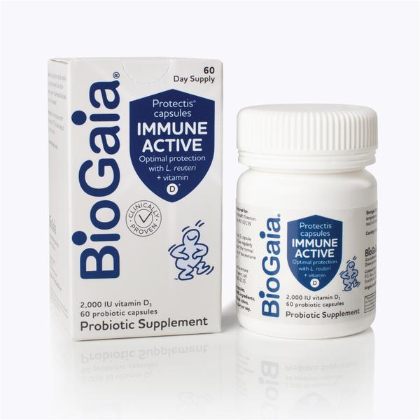 BioGaia Protectis Immune Active ADULT