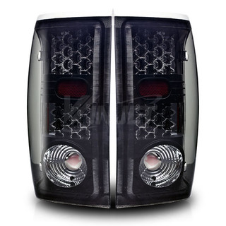 2000-2005 Ford Ranger LED Tail Light - Black/Smoke