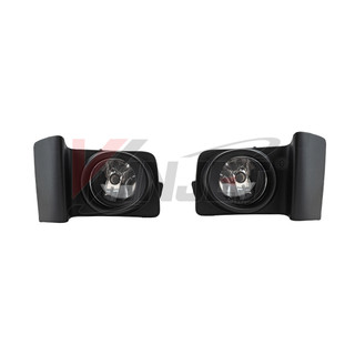 Winjet 2006-2008 Nissan Maxima Fog Light - Clear (Wiring Kit and Bezels Included)