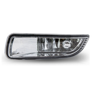 2003-2004 Toyota Corolla Left Replacement Fog Light - Clear