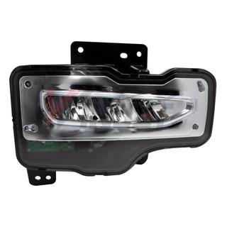 Winjet 2016-2017 GMC Sierra Fog Lights - Clear