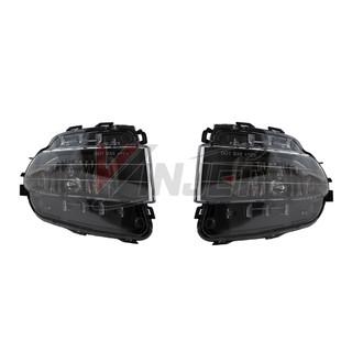 Winjet 2006-2011 Lexus GS300 / 350 / 430 / 460 Clear Replacement Fog Light Set