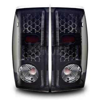 1993-2000 Ford Ranger LED Tail Light - Black/Smoke