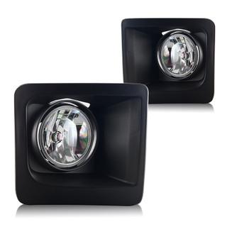 2014-2015 GMC Sierra 1500 Fog Light - Clear (Wiring Kit Included)