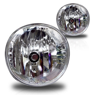 2005-2007 Toyota Avalon Fog Lights - Clear - (Wiring Kit Included)