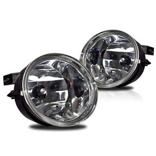 2005-2007 Nissan Armada Fog Lights - Clear
