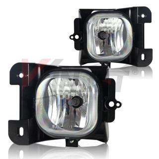 2004-2005 Ford Ranger (W/O STX Model) Replacement Fog Lights - Clear