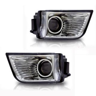 2003-2005 Toyota 4Runner Fog Lights - Clear