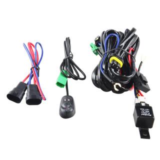 Universal LED 2 Plug Wiring Kit