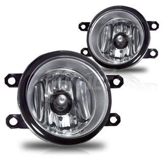 2007-2010 Toyota Solara Replacement Fog Lights - (Clear)