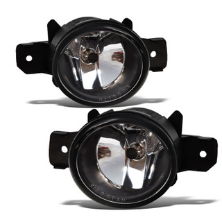 2004-2015 Nissan Sentra (Will not fit SE-R) Aftermarket Replacement Fog Lights - Clear