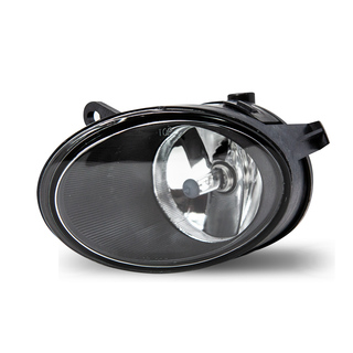 2005-2008 Audi A6 Left Replacement Fog Light - (Clear)