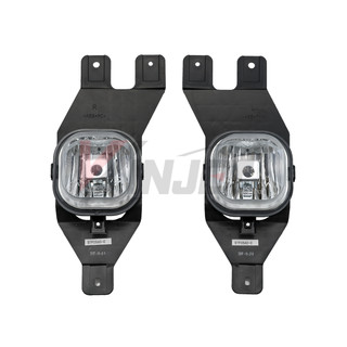Winjet 1999-2004 Ford F-250 Replacement Fog Light Set - Clear