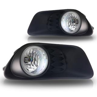2012-2016 Dodge Grand Caravan Fog Lights - Clear (Wiring Kit Included)