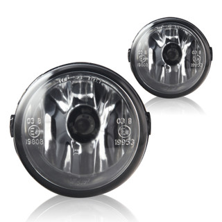 2011-2012 Infinti G25 Aftermarket Replacement Fog Lights - (Clear)