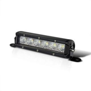 7 Inch 30 Watt Off-Road LED Light Bar - Flood Beam