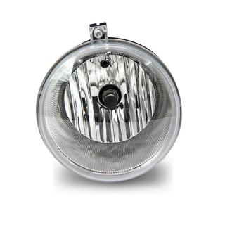 2006-2008 Mitsubishi Raider Left/Right Replacement Fog Light - (Clear)