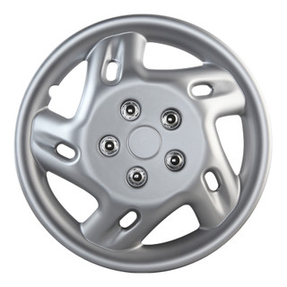 15 inch Universal Silver Wheel Cover Set of 4