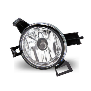 2005-2006 Nissan Altima Right Replacement Fog Light - (Clear) - (Wiring Kit Included)