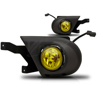 2003-2005 Honda Pilot Fog Lights - (Yellow)