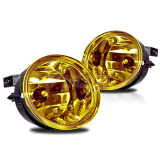 2005-2007 Nissan Armada Fog Lights - Yellow