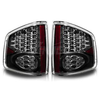 1994-2004 GMC Sonoma LED Tail Light - Black/Clear