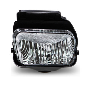 2002-2006 Chevrolet Avalanche - (With Out Body Cladding) - Left Replacement Fog Light - (Clear)