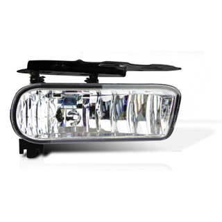 2002-2006 Cadillac Escalade Right Replacement Fog Light - (Clear)