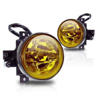 2005-2006 Honda Element Fog Light - Wiring Kit Included - Yellow