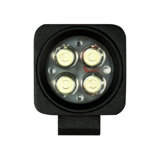 2 inch 12W Square Mini Auxiliary Work Lights SPOT BEAM