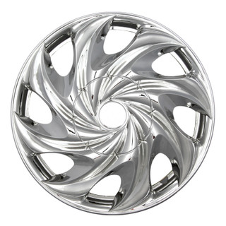 15 inch Universal Chrome Wheel Cover Set of 4