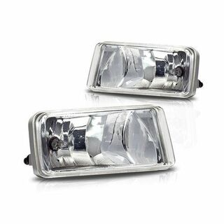 2007-2013 Chevrolet Avalanche (With Off Road Package) Fog Lights - Clear