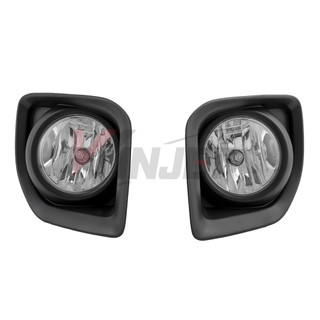 2015-2018 GMC Canyon Fog Light - Clear (Wiring Kit and Bezels Included)