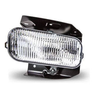 1999-2002 Ford Expedition Left Replacement Fog Light - Clear