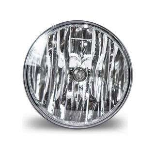 2007-2014 GMC Sierra Right Replacement Fog Light - (Clear)