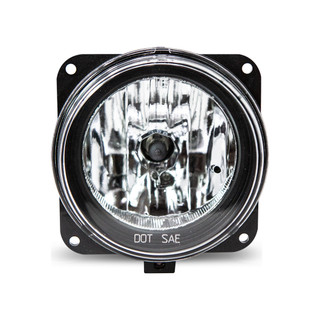 2005-2006 Ford Escape Left/Right Replacement Fog Light - (Clear)