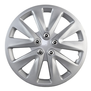 15 inch Universal Lacquer Wheel Cover Set of 4 4
