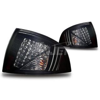 2000-2003 Nissan Sentra LED Tail Light - Black/Smoke